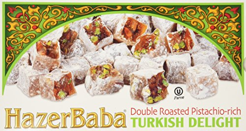 Hazer Baba Turkish Delight Pistachio rich product image