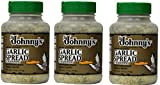 Johnnys Garlic Spread and Seasoning MaDOBD, 3Pack (18 Ounce)