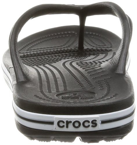 Crocs Unisex Crocband Lopro Flip-flop Zwart