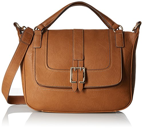 Nine West the Lush Life Satchel, Tobacco