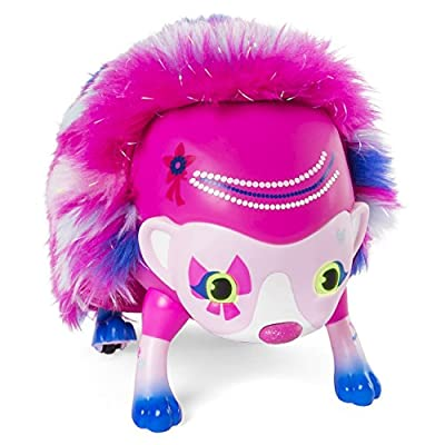 Zoomer Hedgiez, Ava, Interactive Hedgehog with Lights, Sounds and Sensors, by Spin Master: Toys & Games