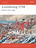 Front cover for the book Louisbourg 1758: Wolfe's First Siege by Rene Chartrand