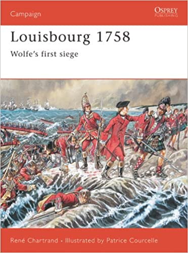 Louisbourg 1758: Wolfe?s first siege (Campaign)