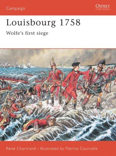 Louisbourg 1758: Wolfe's First Siege
