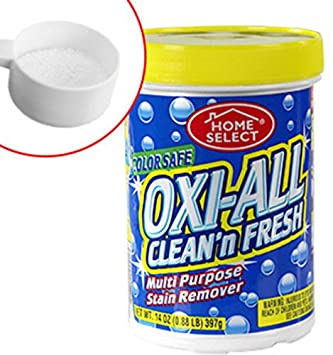 oxi-all multiusos quitamanchas limpio y fresco – ideal para la colada, alfombras,