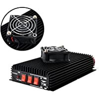TWAYRDIO TW-300N HF Transceiver Radio Power Amplifier 15/12/10 Meters for Handheld Ham Radio HF Two Way Radio with Cooling Fan
