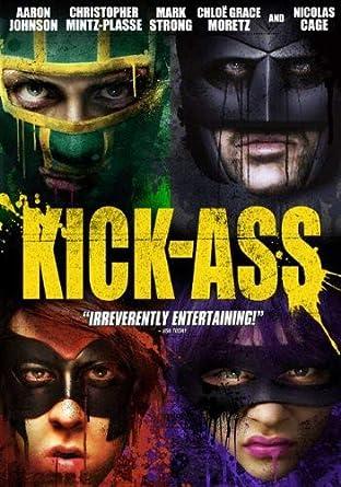Kick-Ass [Reino Unido] [DVD]: Amazon.es: Cine y Series TV