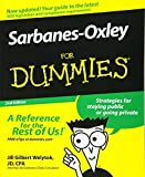 img - for Sarbanes-Oxley For Dummies by Jill Gilbert Welytok (2008-02-26) book / textbook / text book