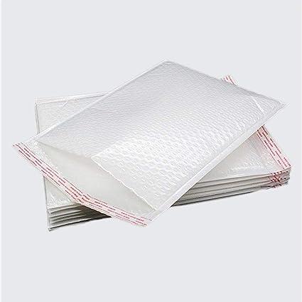 10 bolsas transparentes de burbujas para envolver, sobre de ...