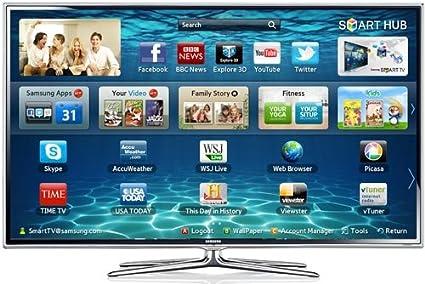 Samsung UE55ES6800 - Televisión Smart, LED de 55 pulgadas, Full HD: Amazon.es: Electrónica