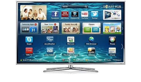 Samsung UE55ES6800 - Televisión Smart, LED de 55 pulgadas, Full HD ...