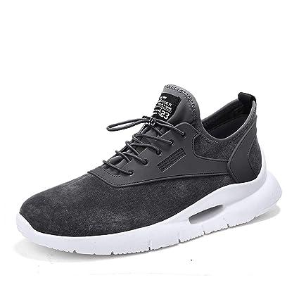 TTRR Zapatillas de Cuero otoño versión Coreana de la Tendencia 2018 nuevos Zapatos de Marea Corriente