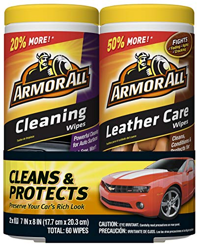 Best car cleaning kit interior leather