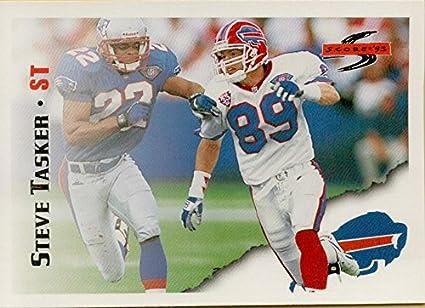 Amazon.com  Football NFL 1995 Score Promotional  67 Steve Tasker ... f69464f8b
