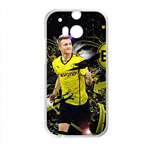 Resistant Dual Protection Custom Phone Case for HTC M8for Reus Fans