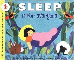 Sleep Is For Everyone por Paul Showers