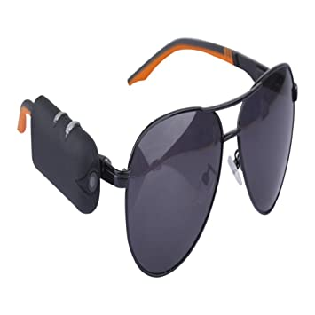 91c6923d29 Video Recorder Sunglasses+MP3 Player Glasses Mini DV  Amazon.co.uk   Electronics