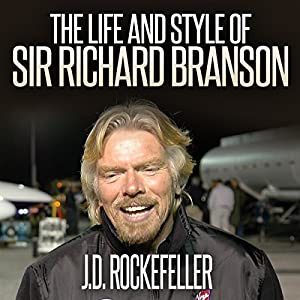 The Life and Style of Sir Richard Branson Audiobook