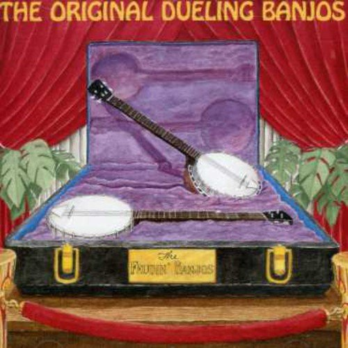 Don Reno Banjo (The Original Dueling Banjos)