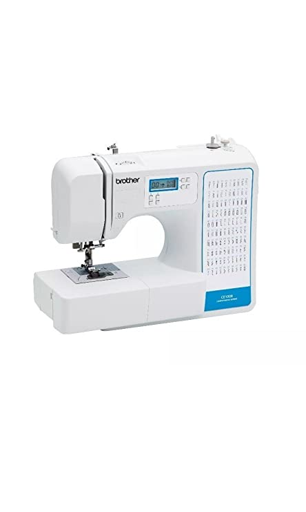 Amazon Brother 40 Stitch Computerized Sewing Machine CE408 Fascinating Brother Project Runway 100 Stitch Sewing Machine