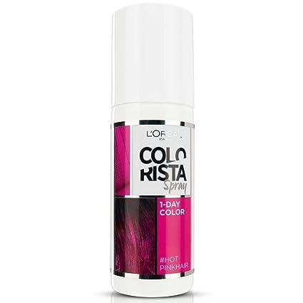 Loréal Paris Colorista Spray 1 Day Color Colorazione Temporanea Un