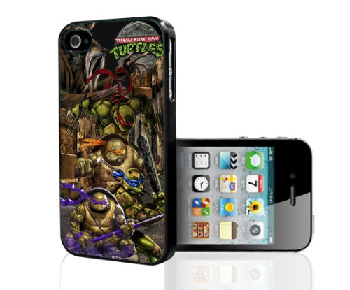 Price comparison product image Teenage Mutant Ninja Turtles (TMNT) Hard Snap on Phone Case (iPhone 5 / 5s)