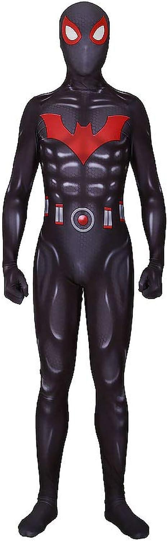 chenhui Superhero Kids Bodysuit Boys Zentai Cosplay Jumpsuit