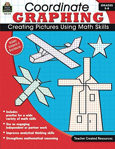 Coordinate Graphing: Creating Pictures Using Math Skills, Grades 5-8]()