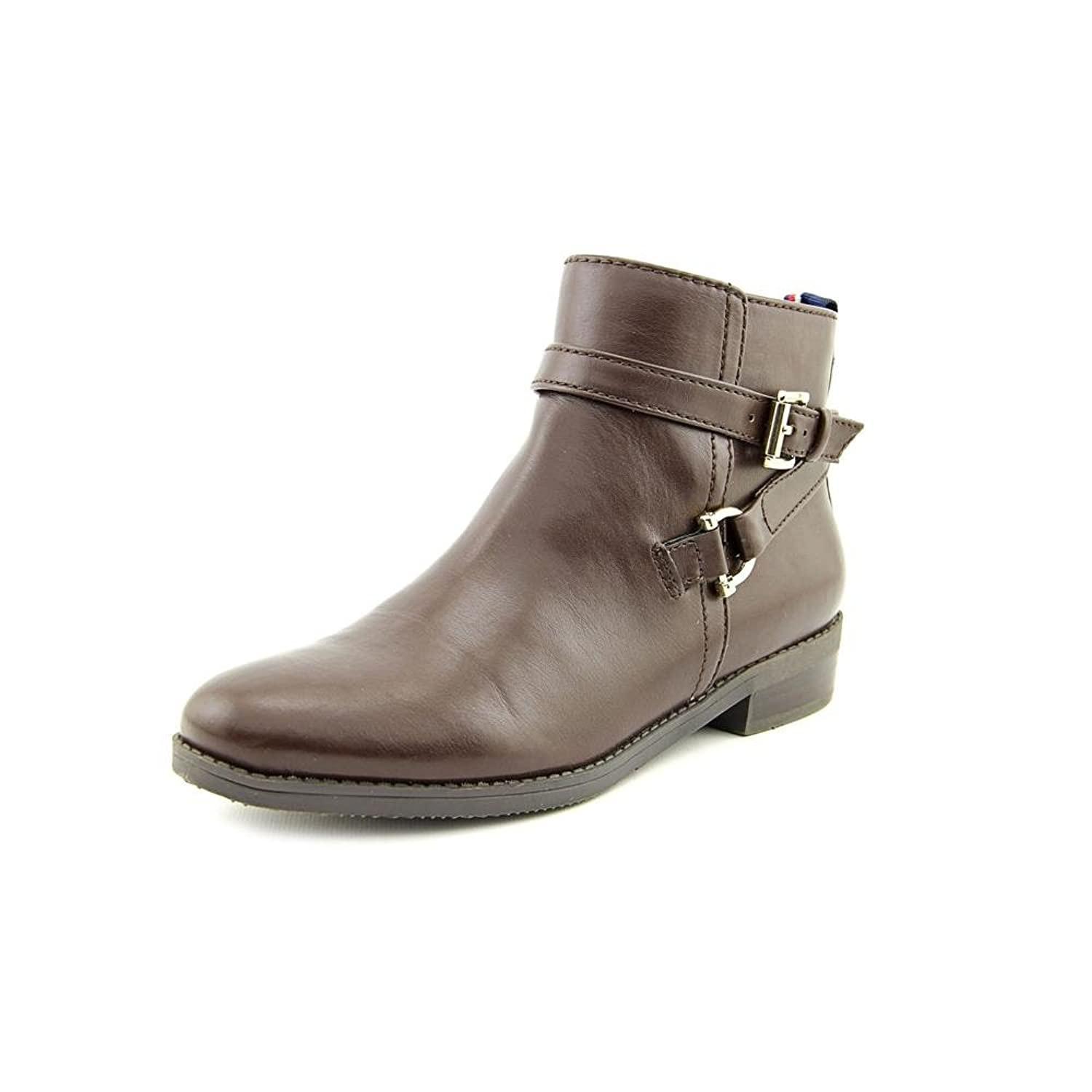 Tommy Hilfiger Danni 2 Round Toe Synthetic Ankle Boot