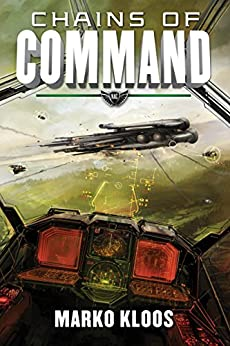 Chains of Command (Frontlines Book 4) by [Kloos, Marko]