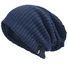 Men Beanie Hat Knit Slouchy Baggy Skull Cap CFB306