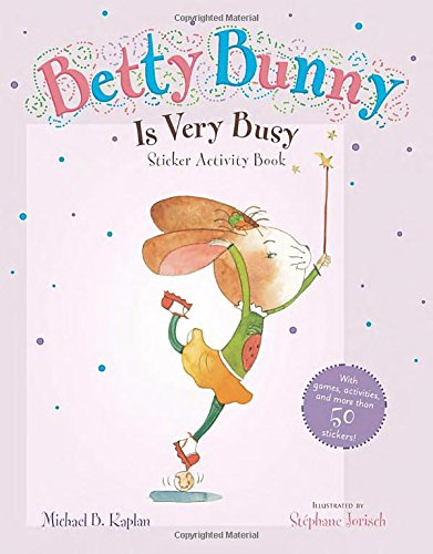 Betty Bunny Is Very Busy - Busy Bunny