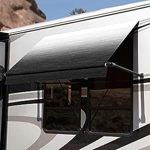 Amazon.com: Carefree IN0706E00 Black Shale Fade 7' SL XL ...