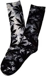 Men's Tie Dye Plantlife Crew Socks