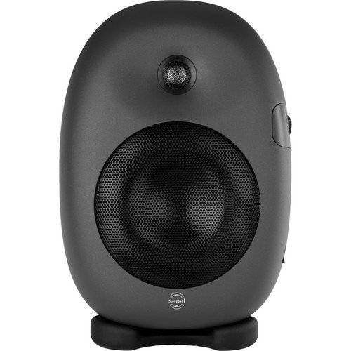 Senal ASM-6 Professional Two-Way Active 6.5 Studio Monitor Speaker (Single) [並行輸入品]   B07MB461T9