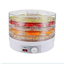 Vogvigo Dehydrators Household Dried Fruit Machine Fruits and Vegetables Dehydration Dry Meat Food Machine Snacks in The Dryer