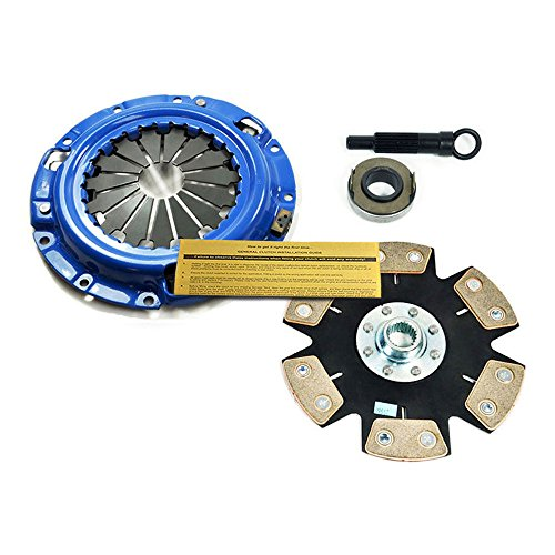 (EFT STAGE 4 CLUTCH KIT 1996-2005 MITSUBISHI ECLIPSE GS RS 2.4L 4G64 COUPE SPYDER)
