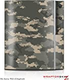 Sony PS3 Skin WraptorCamo Digital Combat