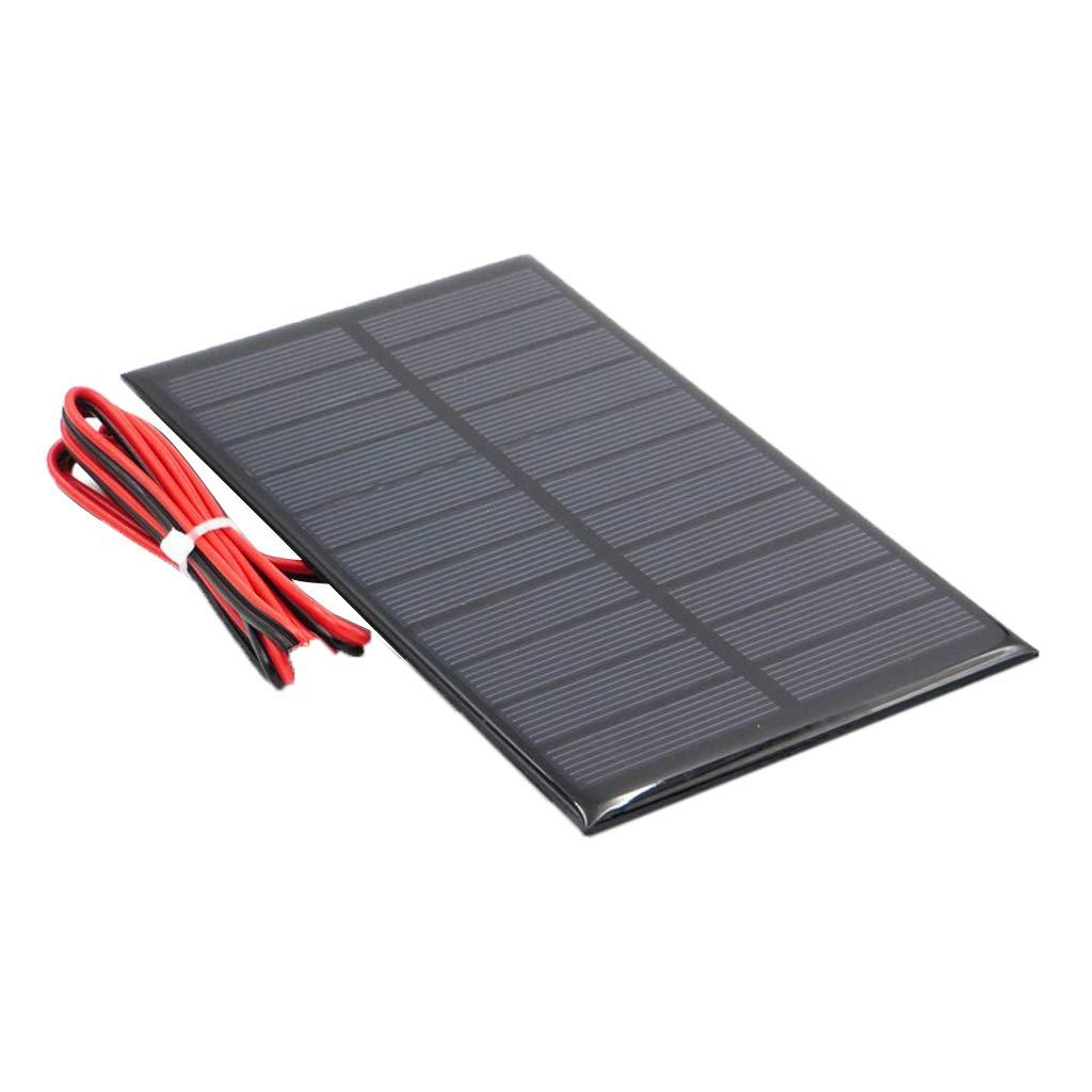Homyl Mini Chargeur Solaire De Batterie De Panneau Solaire Cellule DIY - 5V 250mA