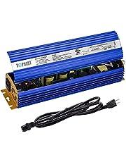 TOPHORT Digital Dimmable Electronic Ballast for HPS MH Grow Light Bulb Lamp