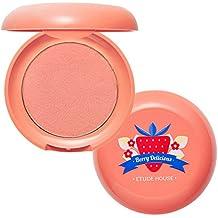 ETUDE HOUSE Berry Delicious Cream Blusher 6g (#3 Grapefruit Strawberry)