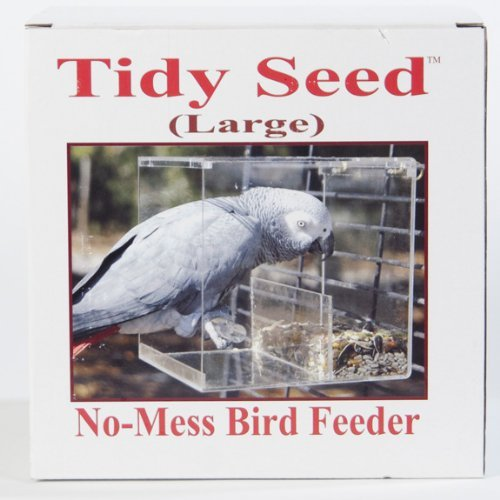 Tidy Seed No-Mess Bird Feeder