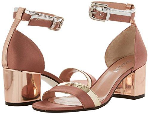 ag W Sandalia 60a Pulsera Para qu Mujer Con Multicolor pl sandal Pollini pqwFx66S