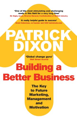 Dr. Patrick Dixon Publication