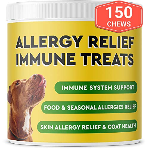 Pawfectchow Allergy Relief for