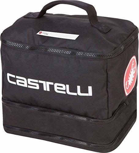 Castelli Race Rain Bag Black, One Size