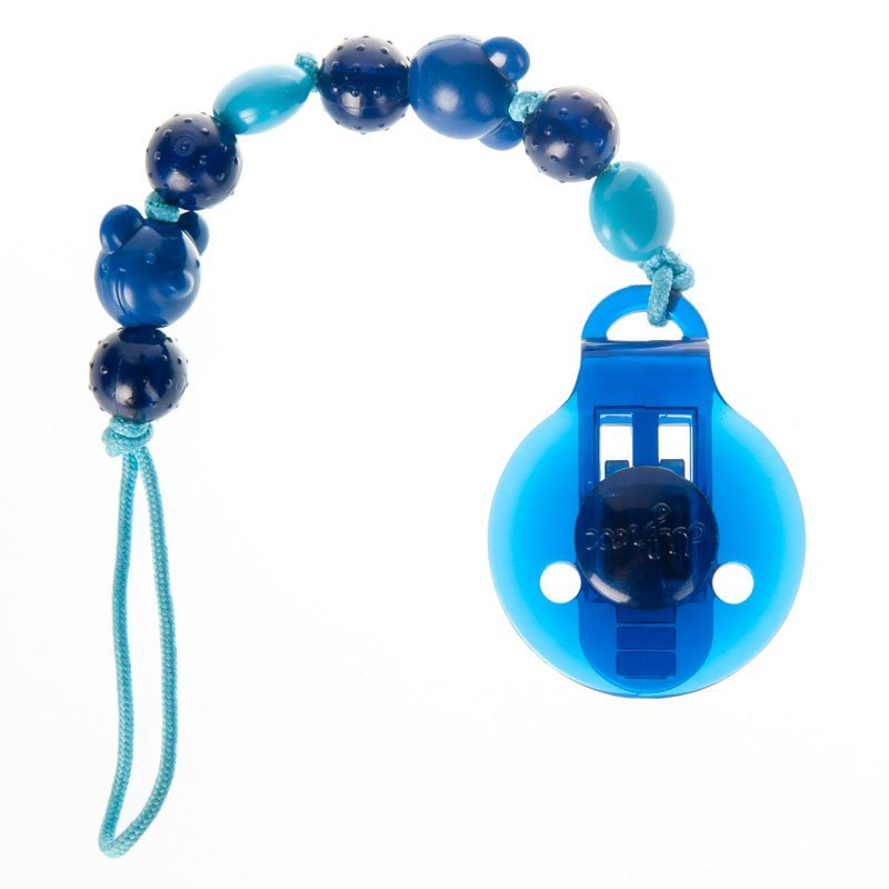Difrax Cadena para Chupete 967 azul
