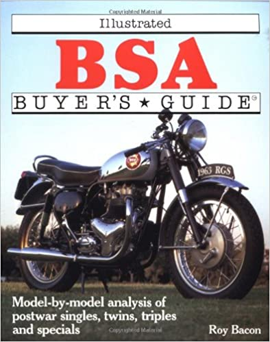Descargar En Libros Illustrated B. S. A. Motorcycle Buyer's Guide Mobi A PDF