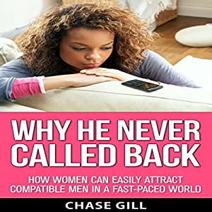 Why He Never Called Back Audiobook