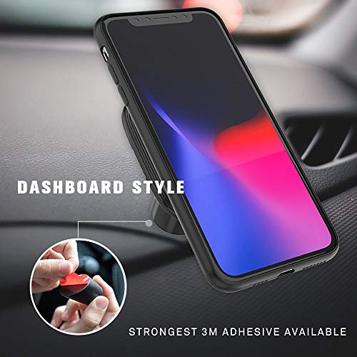 Gblesin Wireless Car Charger,15W Qi Fast Wireless Charging Magnetic Air Vent Mount Holder for iPhone SE 2020/11 Pro Max/11/ Xs MAX/XS/XR/X/8/8+, Samsung S10/S10+/S9/S9+/S8/S8+.
